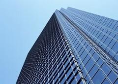 双子星大厦 139平精装办公室 6200元/月