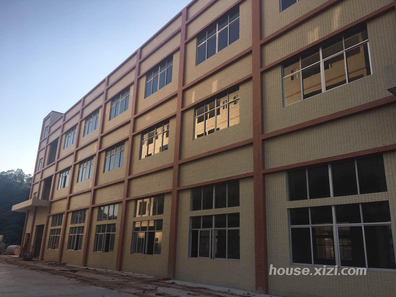 惠台 工业园 3200平方厂房招租 标准楼房 价格面议