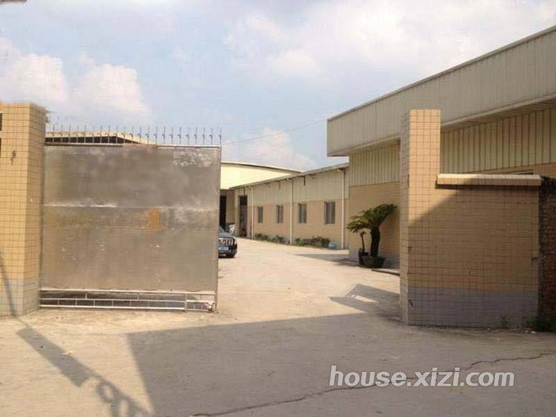 惠阳镇隆高速出口独院钢构铁皮厂房800平方招租