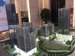 惠州市区中心 佳兆业ICC 甲级写字楼 轻轨口 一手免佣代理
