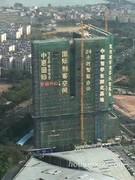 中惠国际写字楼 位于惠州中轴线上 24小时智能办公 精装出售