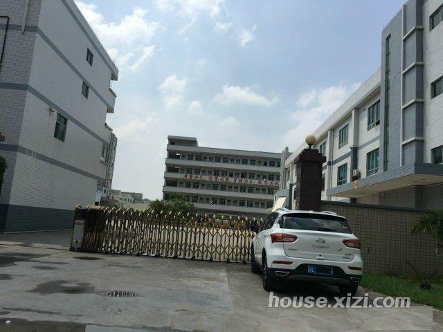 惠州占地约1万平方建有13550平方办公厂房宿舍出售证件齐