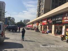 南山翡翠临街商铺招租 6米层高